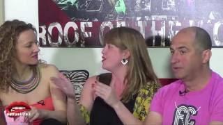 Ruth González sexóloga, hablando de apps para ligar en Miami Tv - Ruth González Ousset