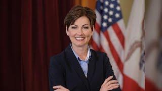 Iowa Gov. Kim Reynolds Press Conference | March 27, 2020
