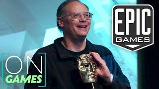 Q&A with Epic Games CEO Tim Sweeney | Fortnite, Unreal Engine & What's Next | BAFTA Games