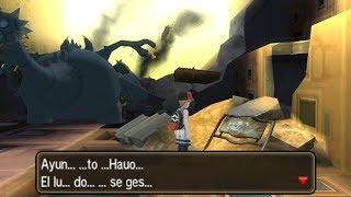 Guzzlord  - (Pokémon) - ¡GUZZLORD DESTRUYE ALOLA! EASTER EGG POKÉMON ULTRASOL Y ULTRALUNA