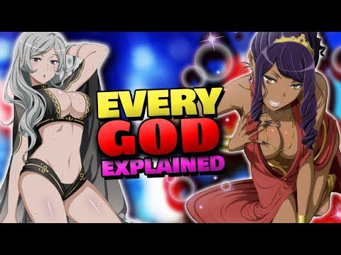 Every God & Goddess In DanMachi So Far, Explained!