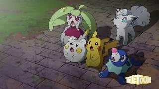 Pokémon : Soleil et Lune – Ultra-Aventures - La révélation d'une légende !