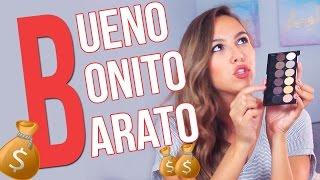 ¡MAQUILLAJE BUENO, BONITO Y BARATO por menos de 10€| Con Snupps | Meri Bu