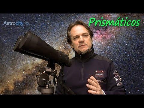 Como elegir unos prismáticos para astronomía
