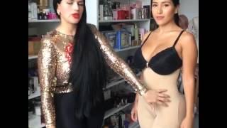 Yahaira Happy Butt N°7 Seamless Body Shaper - 123vid