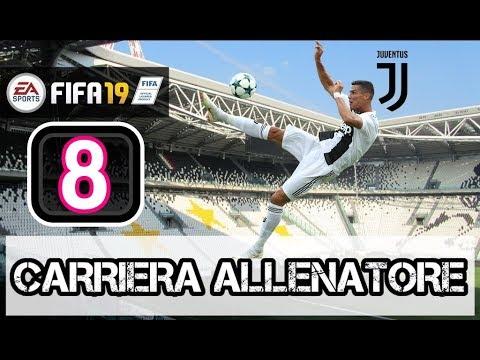 ARBITRI CONFUSI... FIFA 19 CARRIERA ALLENATORE JUVENTUS EP.8 - ITA
