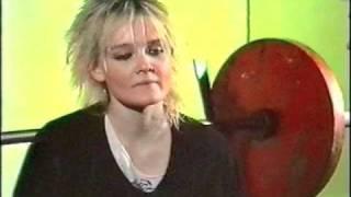 Eva Dahlgren Intervju 1984 - Del 1
