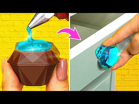 16 Cool Decor Ideas and DIY Furniture || GENIUS SOLUTIONS FOR YOUR HOME
