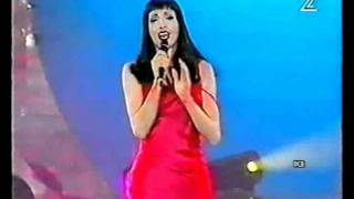 Dana International - Diva (Displaying first time in Miss Israel 1998)