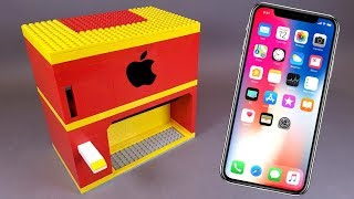 Как сделать iPhone МАШИНУ из ЛЕГО