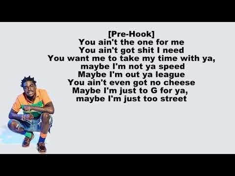 Kodak Black- Roll N Peace 2 Lyrics