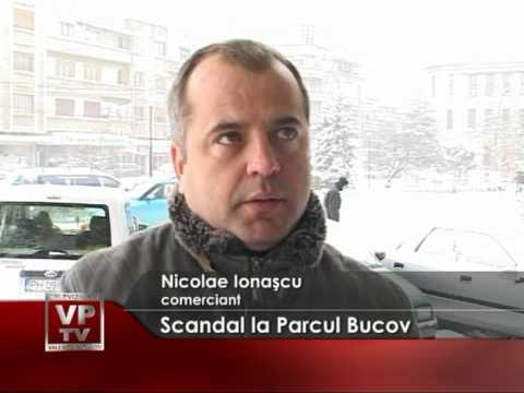 Scandal la Parcul Bucov
