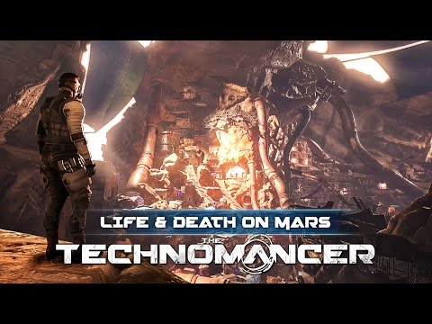 Life and Death on Mars - Trailer
