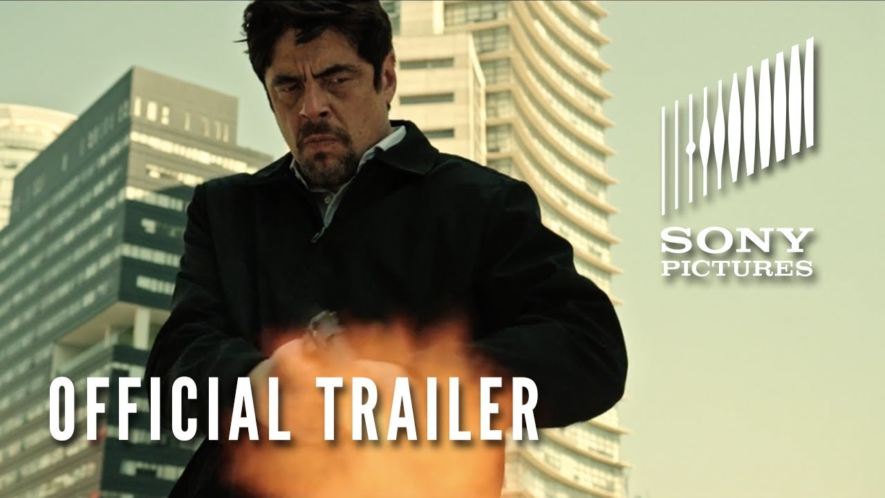 >SICARIO, Day of the Soldado - Official Teaser Trailer (HD)