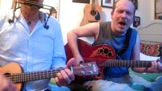 When I'm Dead And Gone - McGuiness Flint - Unplugged Rendition /w Ukulele & Blues Harp