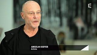 Lartiste Anselm Kiefer Au Centre Pompidou - Entrée Libre