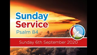 Sunday Service - Sunday 6th September 2020