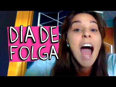 TRABALHANDO EM CASA #4 - DIA DE FOLGA