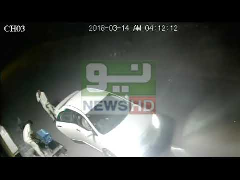 GUJRANWALA THEFT CCTV MOSQUE | NEO NEWS HD