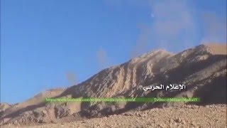 Сирия Российские вертолеты выкуривают террористов с гор