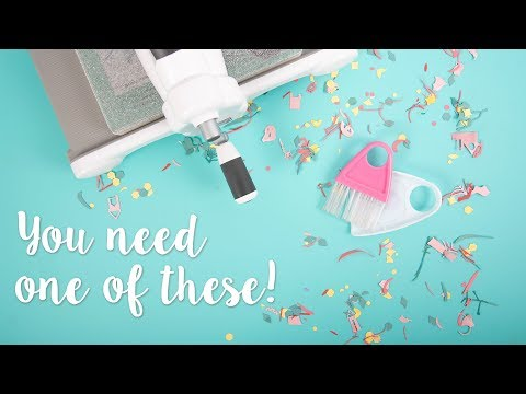 Craft Room Clean Up - Sizzix Hacks