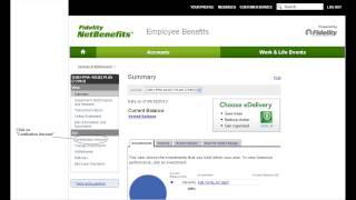 Change your Fidelity 401k Contribution Amount 2013