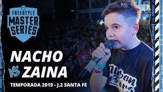 NACHO VS ZAINA - FMS ARGENTINA Jornada 2 OFICIAL - Temporada 2019