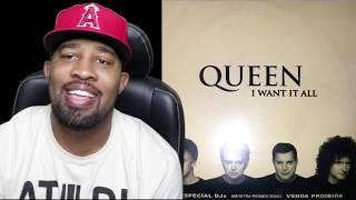 Queen - I Want It All Official Video (Reaction!!!!!)