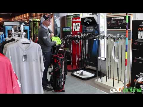 Christmas present ideas, Top 3 Golf Stand Bags with Mark Crossfield