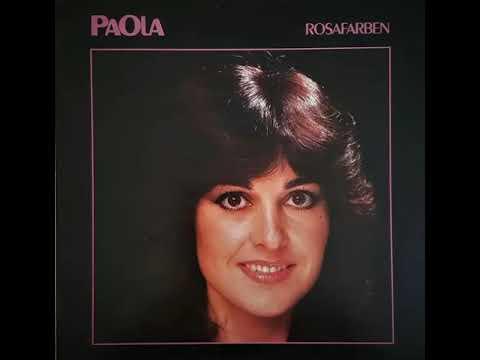Paola - Mit Tränen in den Augen ist man blind 1983 (LP Rosafarben)