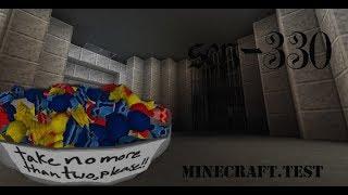 Minecraft SCP Containment Breach SCP-330
