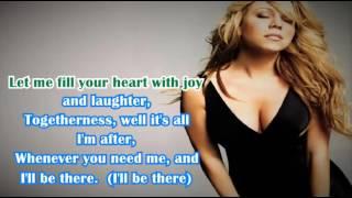 ill be there karaoke male version - Thủ thuật máy tính