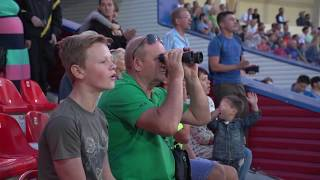 """ЗА КАДРОМ""  СКА-Хабаровск - Спартак"