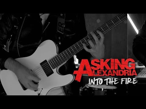 LTD TE-406 - Asking Alexandria Cover