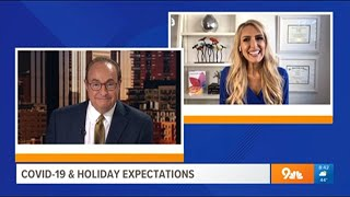 Covid-19 & Managing Holiday Expectations – Heather Hans 9News Denver