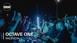Octave One - Live @ Boiler Room x Ballantine's True Music Valencia 2018