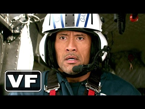 SAN ANDREAS Bande Annonce VF