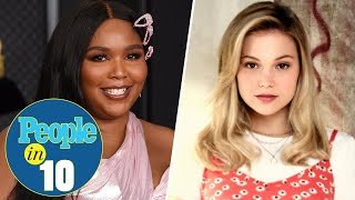 Lizzo Gets Reply from Chris Evans after Drunk DM Plus Olivia Holt Joins Us | PEOPLE in 10 | PeopleTV