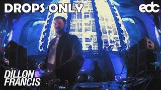 Dillon Francis EDC Las Vegas 2019 Drops Only