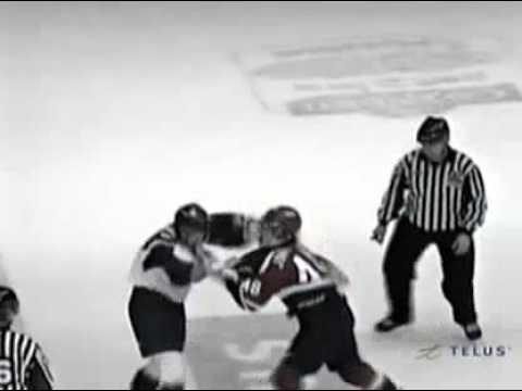Ross Johnston vs. Jack Nevins
