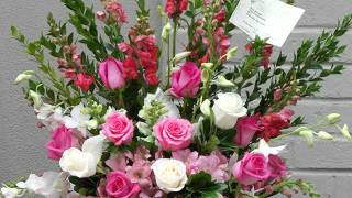 Sympathy Flowers | Funeral Flower Ideas