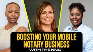 Boosting Your Mobile Notary Business With The National Notary Association