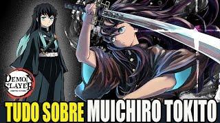 Muichiro Tokito  - (Demon Slayer: Kimetsu no Yaiba) - TUDO SOBRE MUICHIRO TOKITO! Kimetsu no Yaiba