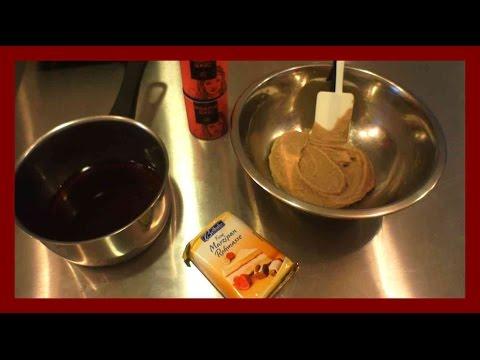 Schnellste, einfachste Marzipancreme - 2 Zutaten Marzipan Creme - von Kuchenfee