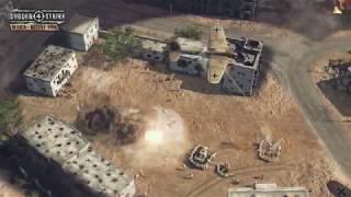VideoImage1 Sudden Strike 4 - Africa: Desert War