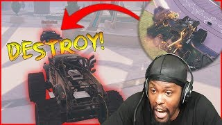 Arena Wars + Flag Wars! The Best Game Modes In GTA?! (GTA 5 Funny Moments)