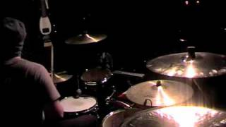 Reptiles  - Them Crooked Vultures - Drum cover