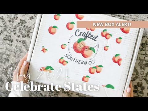 Celebrate States Unboxing May 2021