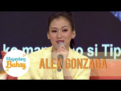 Alex reveals that she is now the favorite child   Magandang Buhay
