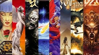 Power Metal Compilation Volume ONE (High Quality) [パワーメタルのコンピレーション] Vol. 1